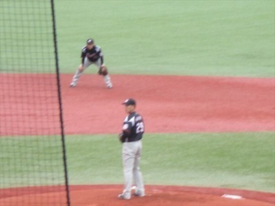 平沢本塁打の日に西野復活。思い出す神宮での試合