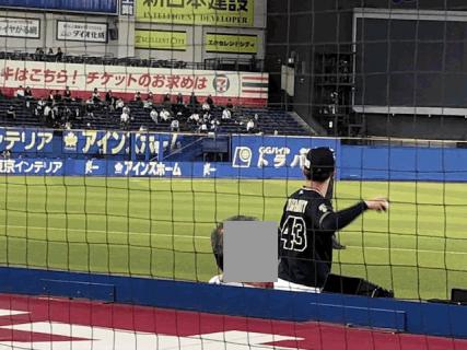 オリックス暗黒野球をかぶりつきで